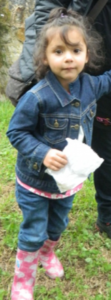 Picture of little girl