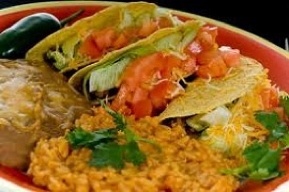 Picture of Latin American food