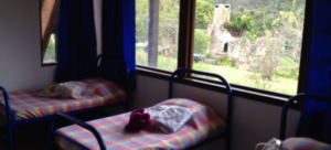 Picture of beds at Ayudama